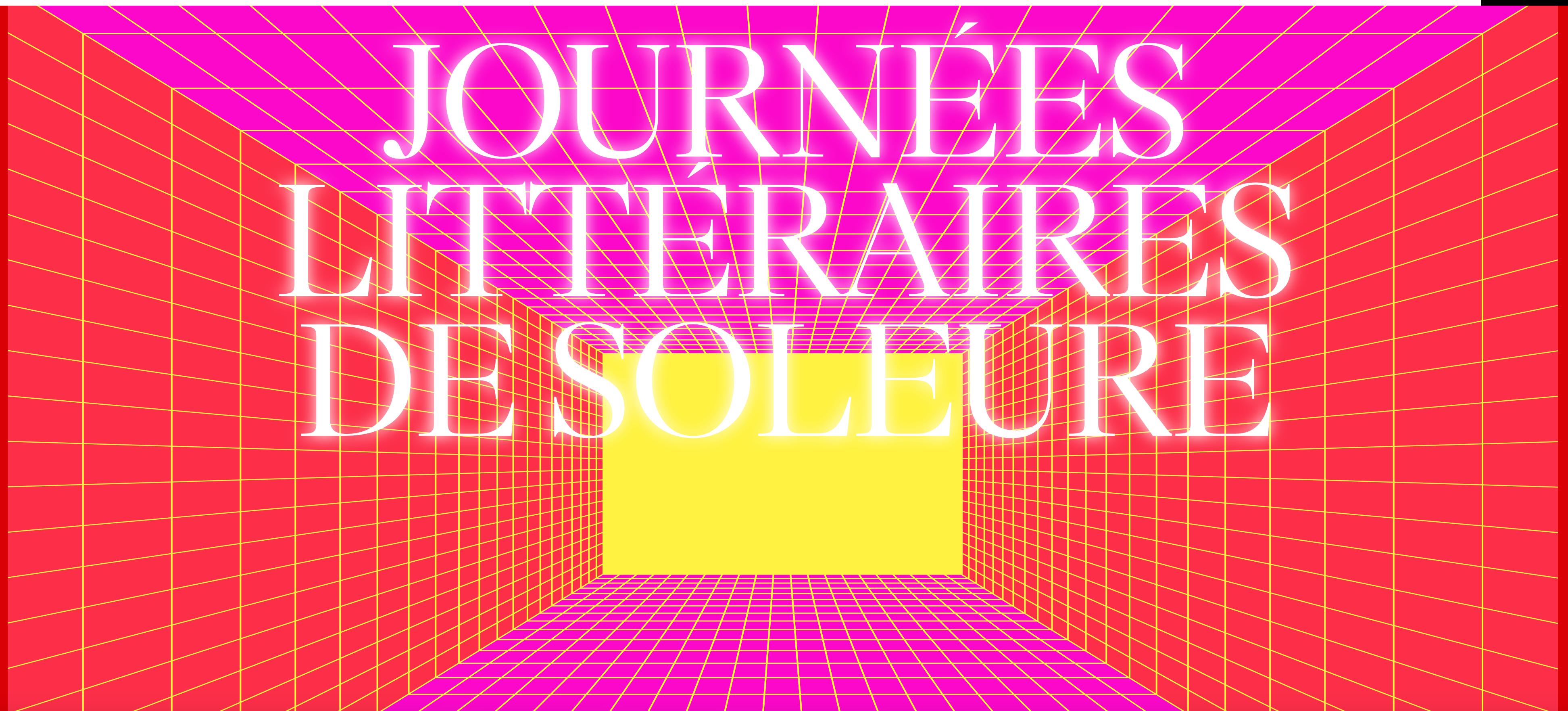 Les 43e journées littéraires de Soleure